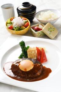 神戸ビーフ100%ハンバーグステーキ